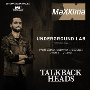 Talkback Heads